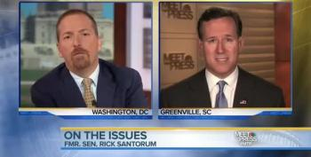 Rick Santorum Twists Democrats' Stance On Immigration Reform