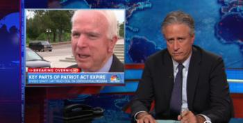 Jon Stewart Amazed By McCain