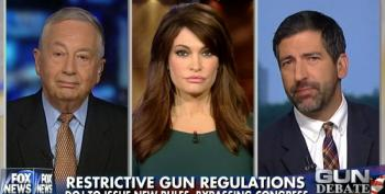 Fox Brings On Gun Extremist Larry Pratt To Defend Vince Vaughn