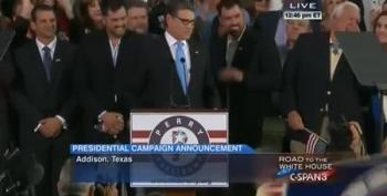 Rick Perry Ambles Into 2016 With His Own Rap Song