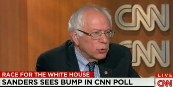 Bernie Sanders Lays Into Republicans For Their Attack On Social Security