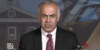 Brooks: Hillary Dropping In Polls Because Campaign Doesn't Have 'Big, Imaginative Overarching Theme'