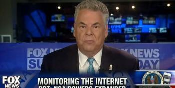 Peter King Calls Rand Paul 'Disgusting' For Fundraising Off Of NSA Reforms