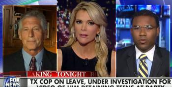 Megyn Kelly Defends Texas Cop Manhandling Teen: 'The Girl Was No Saint Either'