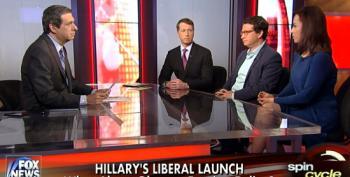Media Buzz Panel Bashes Hillary's Speech
