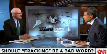 Fareed Zakaria Helps Downplay Dangers Of Fracking