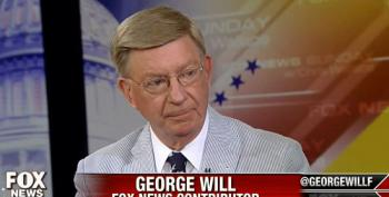 George Will Calls Democrats 'Radicals' For Stance On Campaign Finance, Trade