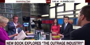 Joe Scarborough Helps Fox Regulars Crank Up The Poutrage Machine