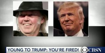 Neil Young Tells Trump To Stop Using His Song