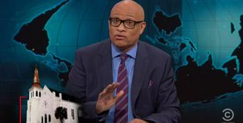 Larry Wilmore Goes Straight After Fox For Coverage Of S.C. Church Shooting