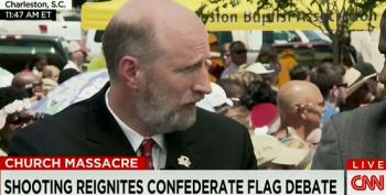 Confederate Flag Issue Shouldn't Be A Right-Left Debate