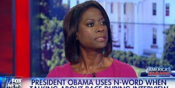 """Fox's Borelli Calls Obama The 'Rapper-In-Chief"""" For Using N-Word"""