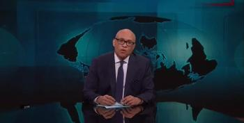 Larry Wilmore Whacks Fox For Attacks On Obama For Using The N-Word