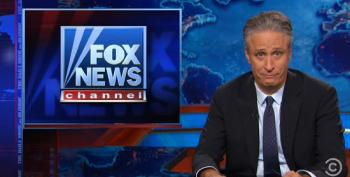 Jon Stewart Slams Fox For Hypocrisy On 'Politicizing' Charleston Shooting