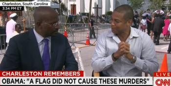 Van Jones: 'So Many Of Us Were Afraid It Would Be Obama Who Was Assassinated'