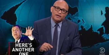 High School Bully Explains To Larry Wilmore Why We Need Chris Christie As President