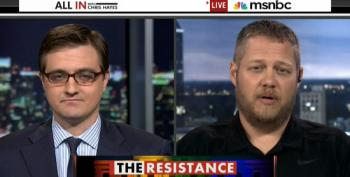 Chris Hayes Allows KY Clerk Who Refused Marriage License To Dig Himself In Deeper