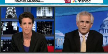 Rachel Maddow And David Corn Discuss The Power Of Political Decency