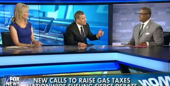 Fox 'News' Anti-Tax Zealots Don't Want To Fund Infrastructure