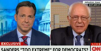 Bernie Sanders Responds To Attacks For Being Too Liberal