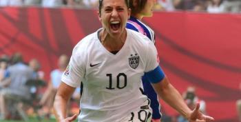 USA Vs Japan 2015 Women's World Cup Final: Open Thread UPDATED 1,2,3,4,5,6,7,8: USA Win  5-2