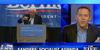 Fox's Gutfeld: 'Sanders Is So Nutty, Most Kids Should Be Allergic To Him'