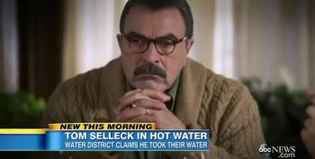 Tom Selleck Accused Of Stealing Water For His California Ranch
