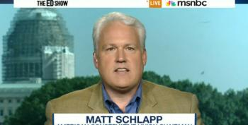 Koch Flack Matt Schlapp Calls Telling The Truth About Scott Walker 'Trash Talking'