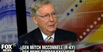 Mitch McConnell: Ted Cruz Can Say Whatever He Wants About Me
