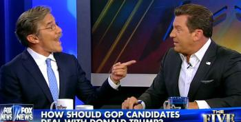 Fox Blowhards Spar Over Who Is The Worst At Exploiting And Sensationalizing Everything