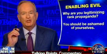 O'Reilly Calls Salon And Media Matters Hate Websites Like Stormfront