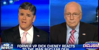 Hannity Asks Cheney If Reaching Iran Agreement Is 'A Day That Will Live In Infamy?'