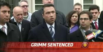 Former Rep. Michael Grimm To Serve 8 Months For Tax Evasion