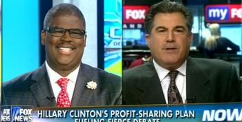 Fox Pundits Attack Clinton's Profit Sharing Proposal