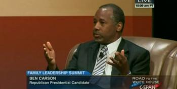 Ben Carson On Stopping ISIS: I Would Send Ground Troops If Needed To 'Take The Land'