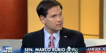 Rubio On Trump's Campaign: 'We Already Have A President That Has No Class'