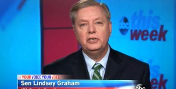 Lindsey Graham: Trump 'Appealing To The Dark Side Of American Politics'