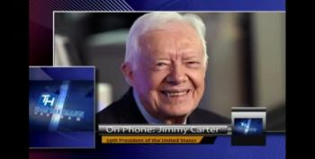President Carter: The United States Is An Oligarchy, Not A Democracy