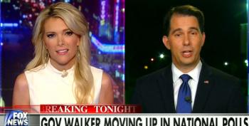 Walker: Hillary Would Be A 'Pretty Good Deceiver-in-Chief'