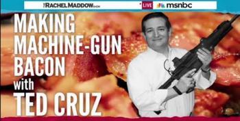 Hey Ted Cruz, That's Not A Machine Gun!