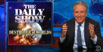 The Daily Show: Destroyer Of Worlds