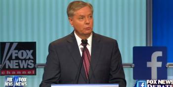Lindsey Graham On Defunding Planned Parenthood: I'd Send Troops To Fight ISIS