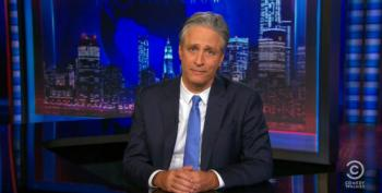 Jon Stewart Ends The Daily Show With A Final 'Moment Of Zen' From Bruce Springsteen