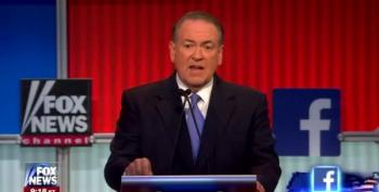 Huckabee Argues For Fetal Personhood Over Women's Lives