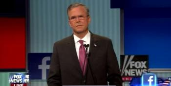 Jeb Bush Defends Involvement In Bloomberg Foundation