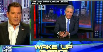 Eric Bolling's Sour Grapes Good-Bye To Jon Stewart