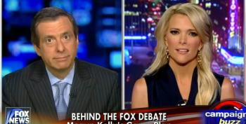Megyn Kelly Touts The Diversity Of Fox's All-White Debate Moderators