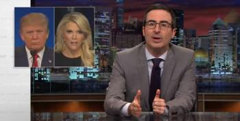 John Oliver Takes On The Republican Debate Circus