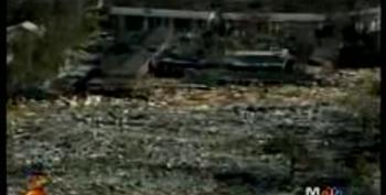 Hurricane Katrina Coastal Damage