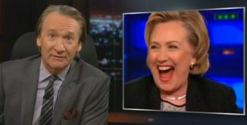 Maher: I'm Going To Give Hillary Clinton One Million Dollars... Worth Of Advice